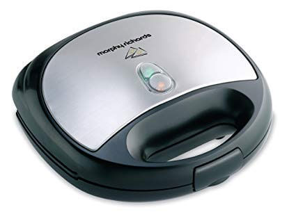 Morphy Richards SM3007(G) 750W Sandwich Makers