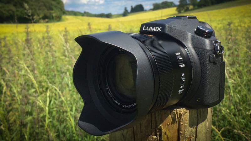 Panasonic Lumix DMC-FZ1000 4K