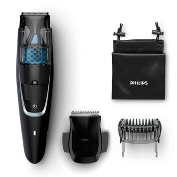 Philips-Vacuum-Beard-Trimmer