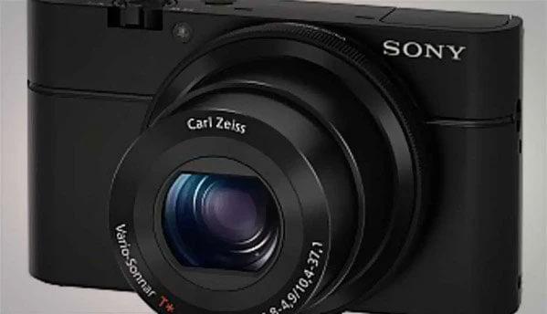 Sony Cybershot DSC-RX100 20.2MP