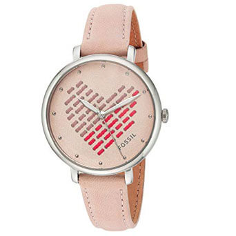Three-Hand-Blush-Leather-Watch