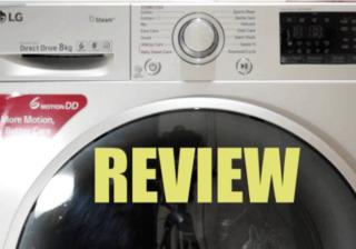 LG FH2G6HDNL42 washing machine