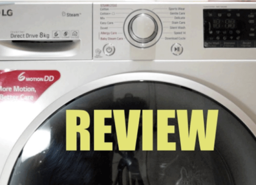 LG FH2G6HDNL42 washing machine