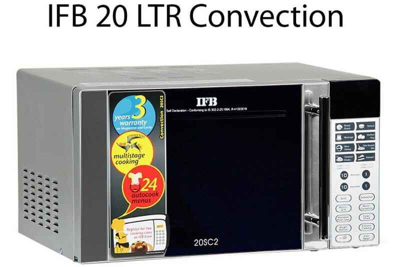 IFB 20-L-Convection-Microwave-Oven