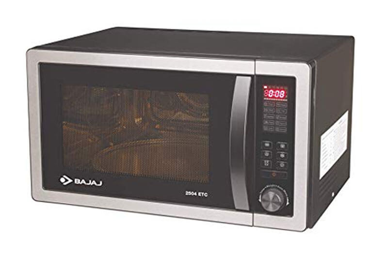 Bajaj 25 L (2504 ETC) Convection Microwave Oven