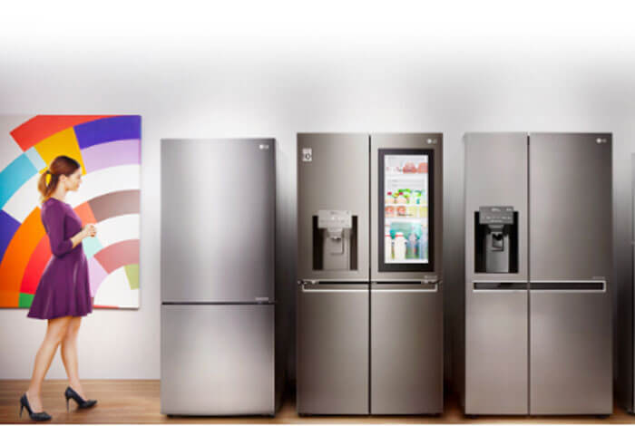 LG-refrigerators