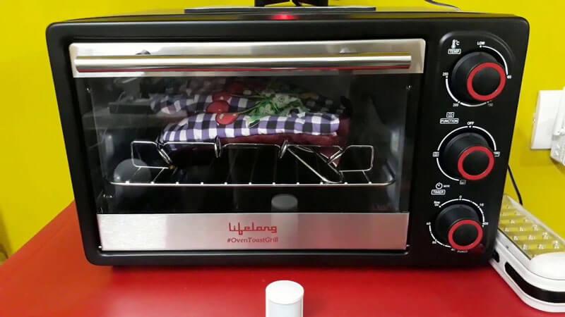 Lifelong-16L-Toaster-Oven