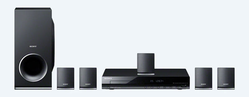 Sony Home Theatre-DAV-TZ145-Real