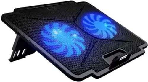 Tarkan Dual-Fan Cooling Pad