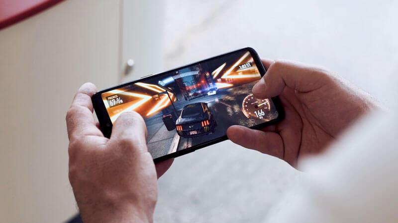 battery-backup OnePlus 6