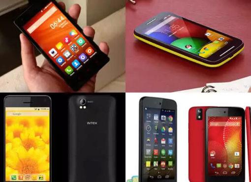 4G-phones