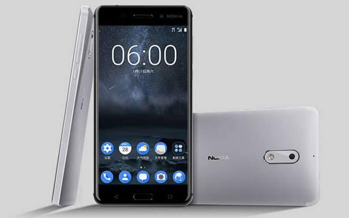 Nokia-6-design