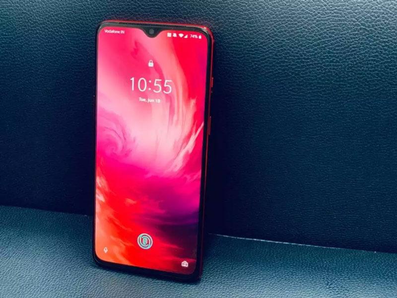 OnePlus 7 phone