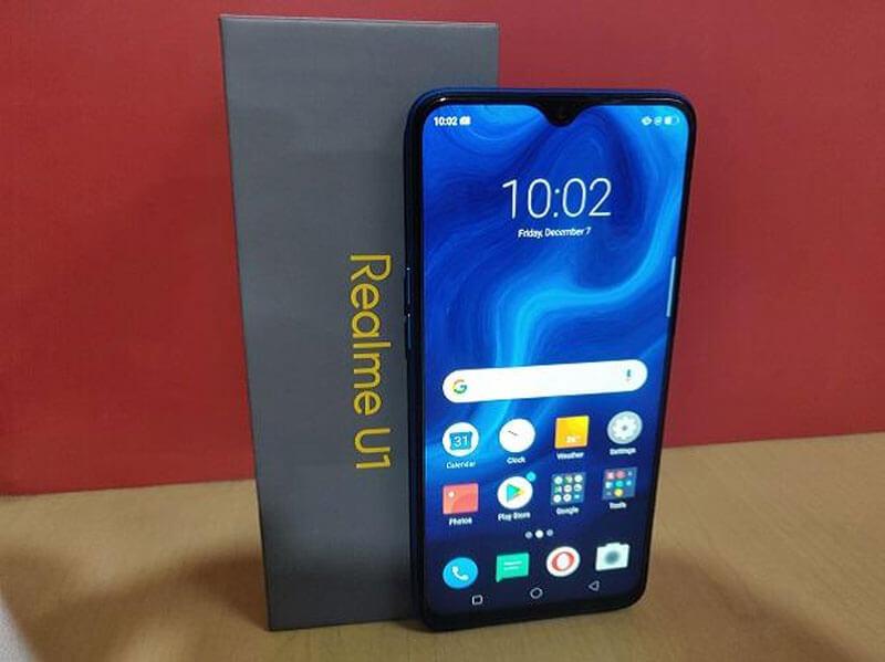 Realme-U1-smartphones