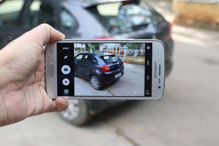 Samsung-J2-camera