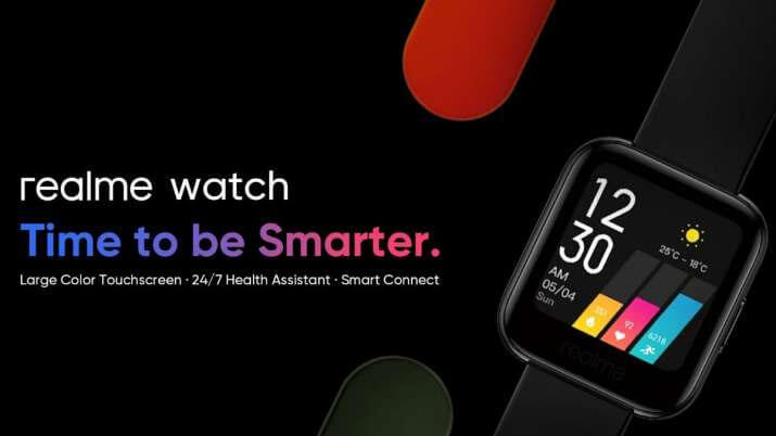 Realme-Watch