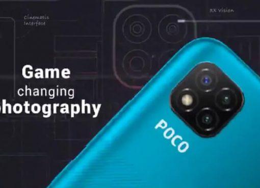 Poco-C3