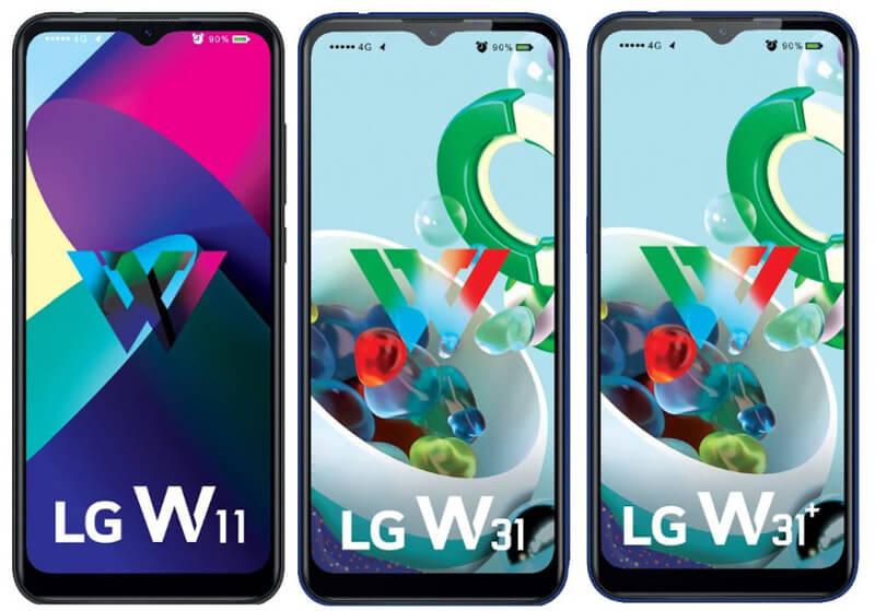 LG-W11,-W31,-W31+