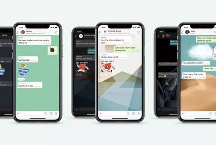 Custom-Chat-Wallpaper