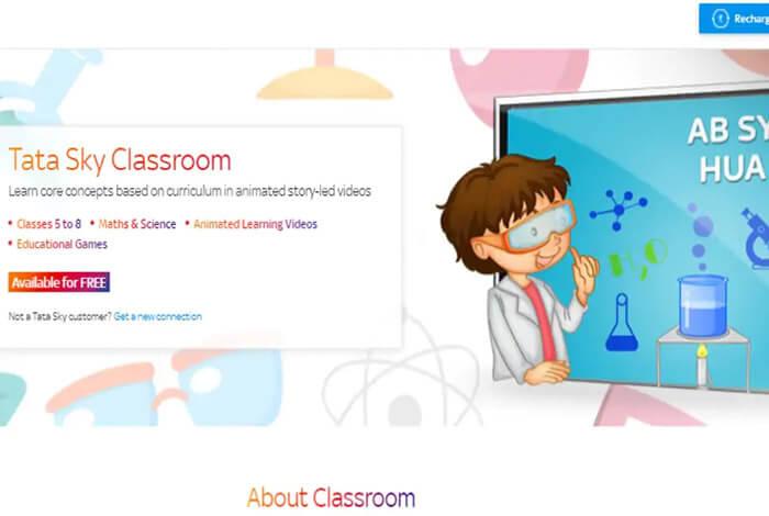 Virtual-Classroom-Service