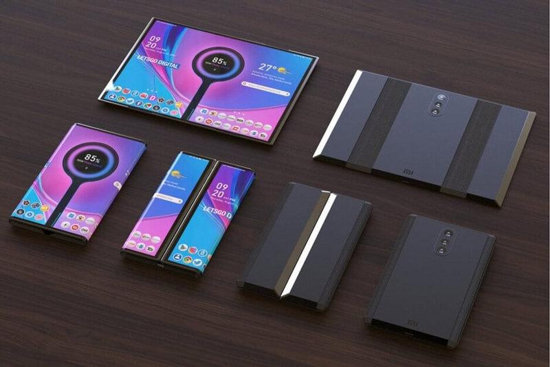 xiaomi-Foldable-Smart-Phone