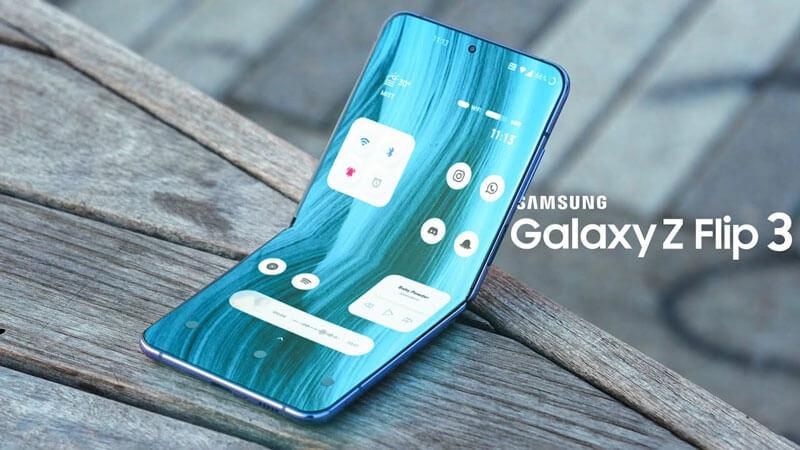 Samsung-Galaxy-Z-Filp-3-Smartphone