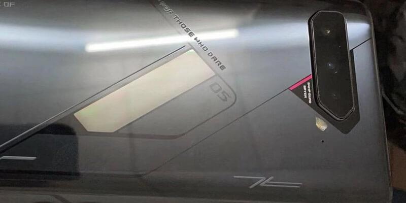 Asus ROG Phone 5 Smartphone