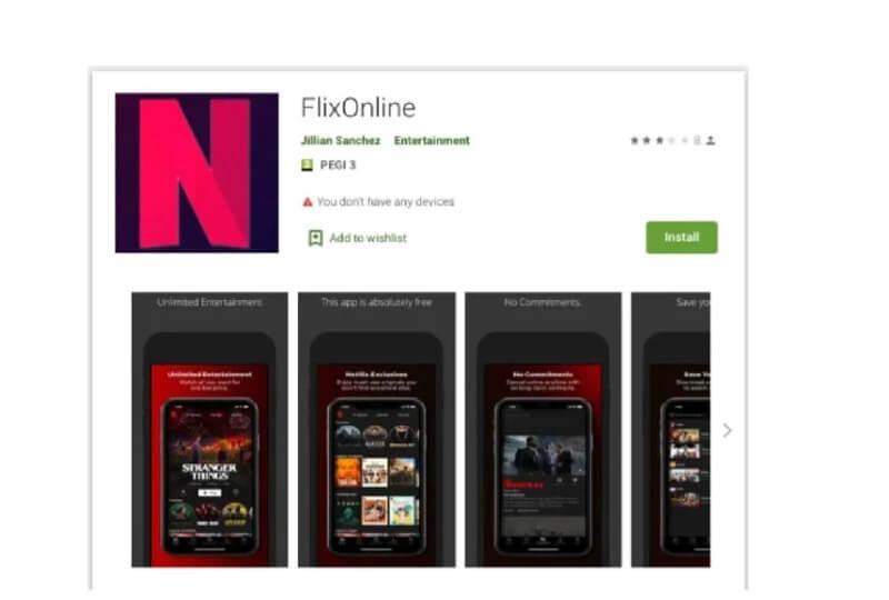 FlixOnline-App