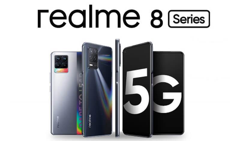 Realme-8-Series