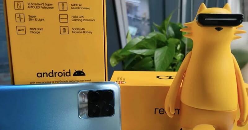 Realme-Narzo-30-MediaTek-Helio-G95-SoC