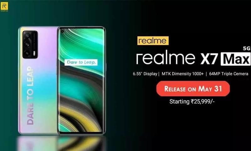 Realme-X7-Max-5G-Smartphone