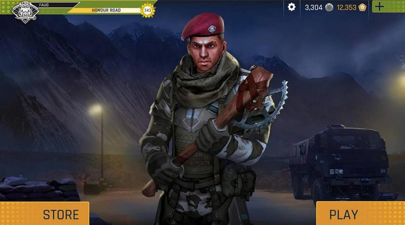 FAU-G-Deathmatch-Mode