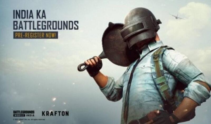 Battleground Mobile India PUBG