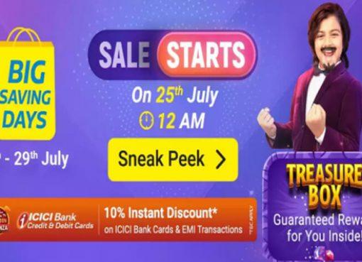 Flipkart-Big-Saving-Days-Sale