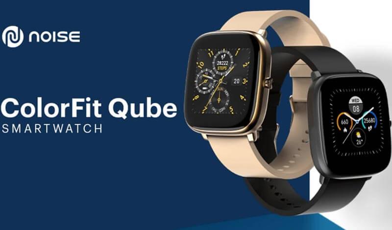 Noise-ColorFit-Qube-Smartwatch