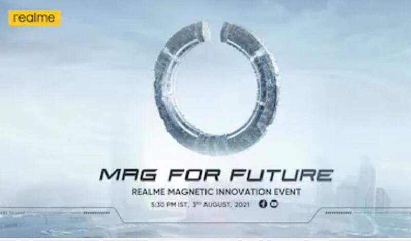 Realme-MagDart