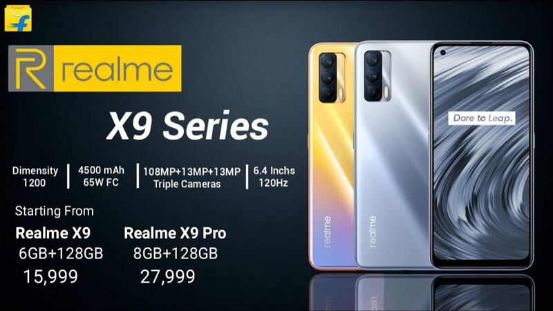 Realme X9 Series
